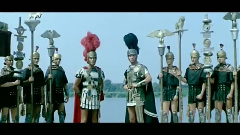 Clip from Dacii (The Dacians) Romania - 1967