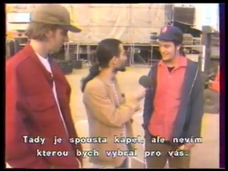 GUNS N ROSES, Faith No More, Soundgarden in Prague 20.5.1992 Use Your Illusion World Tour
