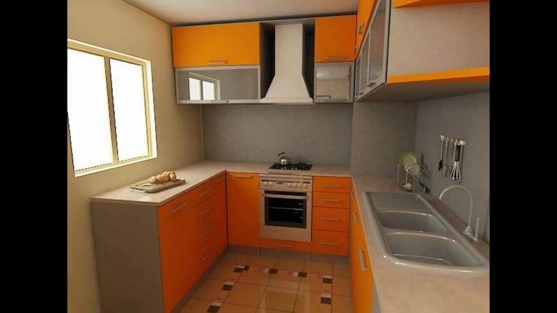 Дизайн интерьер кухни 6 кв м фото - мебель