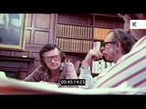 Hugh Hefner at Work, 1970s Playboy Kinolibrary