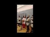 Вечёрка с Соловьями-Разбойниками 08.03.18г в ДК