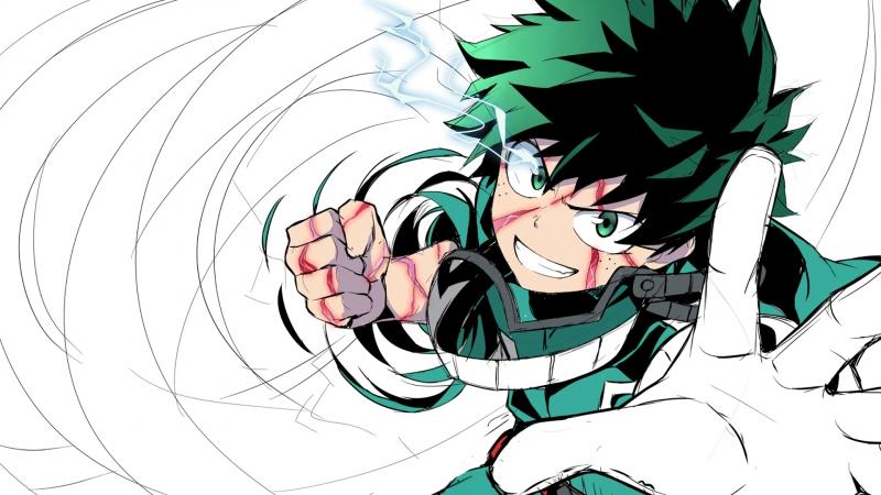 Boku no Hero Academia Season 3「AMV」- Midoriya vs Muscular