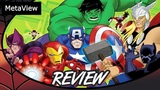 The Avengers Earth's Mightiest Heroes MetaView Animated Series Review