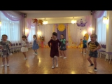 Рельсы-рельсы, шпалы-шпалы... - КУРОЧКА-ПЕСТРУШКА - Детская песенка-танец про поезд для малышей