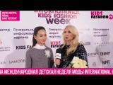 Показ Марина Коструб, Россия, Санкт-Петербург. KIDS FASHION WEEK, осень 2017.