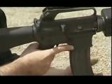 M16 Light Machine Gun