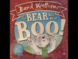 The Bear Who Went Boo (David Walliams)