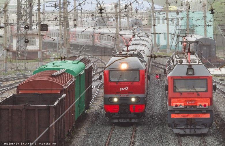 СК отказал в возбуждении дела по факту смерти подростка под поездом в Томске