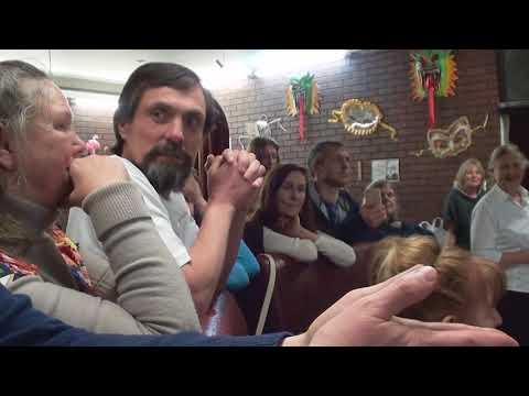 На встрече последователей П.К. Иванова 10.02.2018