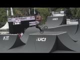 Ирек Ризаев (финальная попытка на ЧМ по BMX-фристайлу 2017)