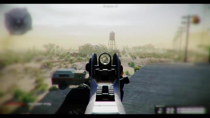 Warface - Трейлер _ Королевская битва