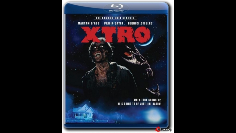 Экстро / Xtro,Directors cut (1982) Михалев,DVDRip.1080