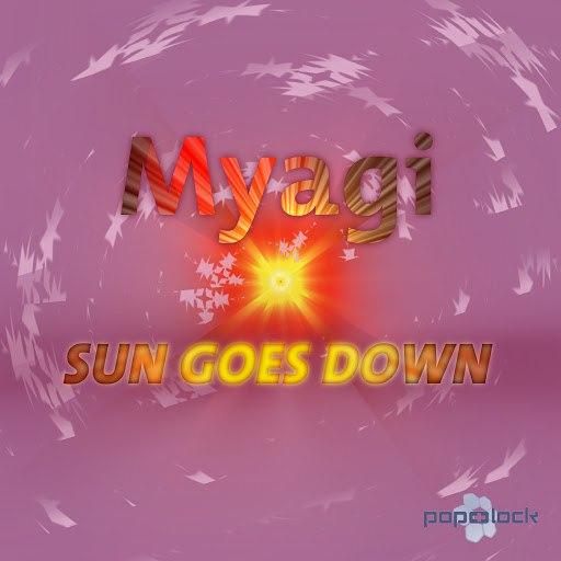 Myagi альбом Sun Goes Down