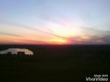 Летние закаты и рассветы в самом лучшем месте в моей жизни!!!!!!
