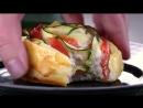 Розочки из теста с лососем и цуккини | Больше рецептов в группе Кулинарные Рецепты