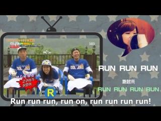 Running man song [rus. sub]