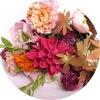 Цветы из фоамирана. Мастер-классы.