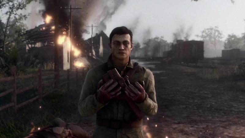 Завтра на канале Выжить Любой Ценой Battlefield 1. Часть 2