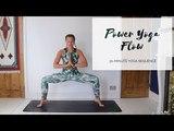 POWER YOGA 30-Minute Intermediate Yoga CAT MEFFAN