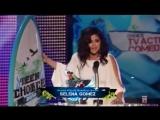 Selena Gomez Wins Choice Teen TV Actress, Comedy - Teen Choice Awards 2010