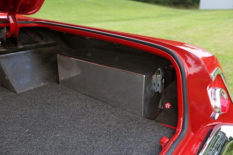 Chevy Impala 1962 года: самый правильный кастом, изображение №8