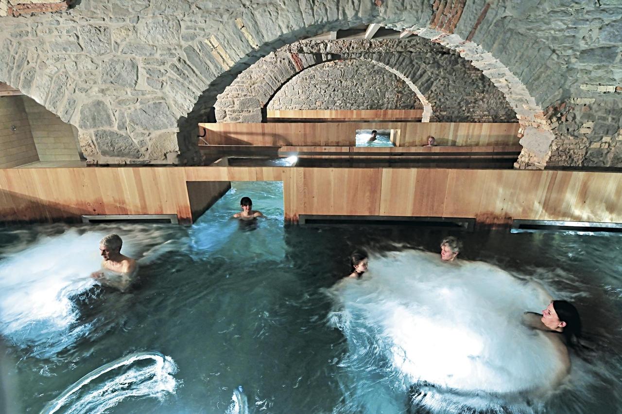Что такое термальная ванна?