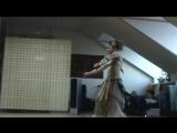 Милана Лукьянчикова ШВиИТ Тиара - 2013 - Tribal party Созвездие