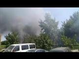 Стрим 63.ru: пожар в Самаре на Карла Маркса/Советской Армии
