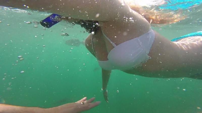 Снорклинг на Кубе 2017   Snorkelling in Cuba