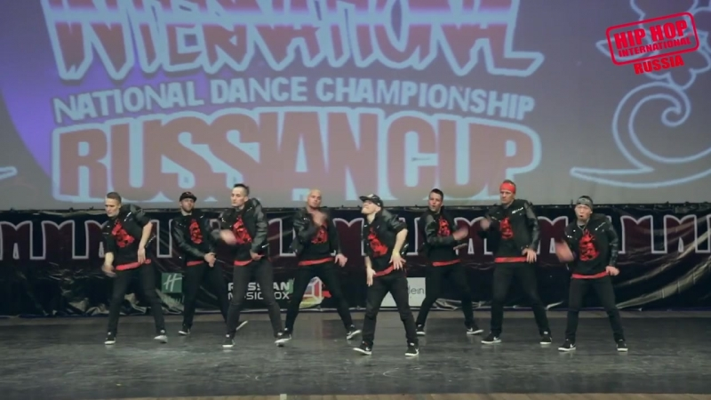 Adults Dance Crew - SM 158, 1 place