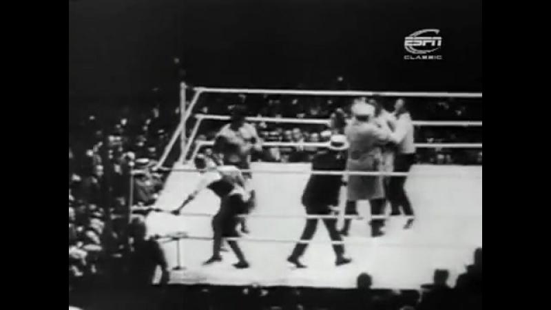1923 09 14 Jack Dempsey vs Luis Angel Firpo