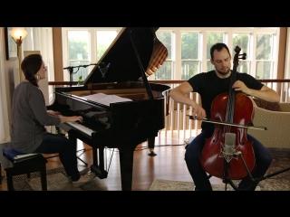 Avicii - Waiting For Love (Piano-Cello Cover) - Brooklyn Duo