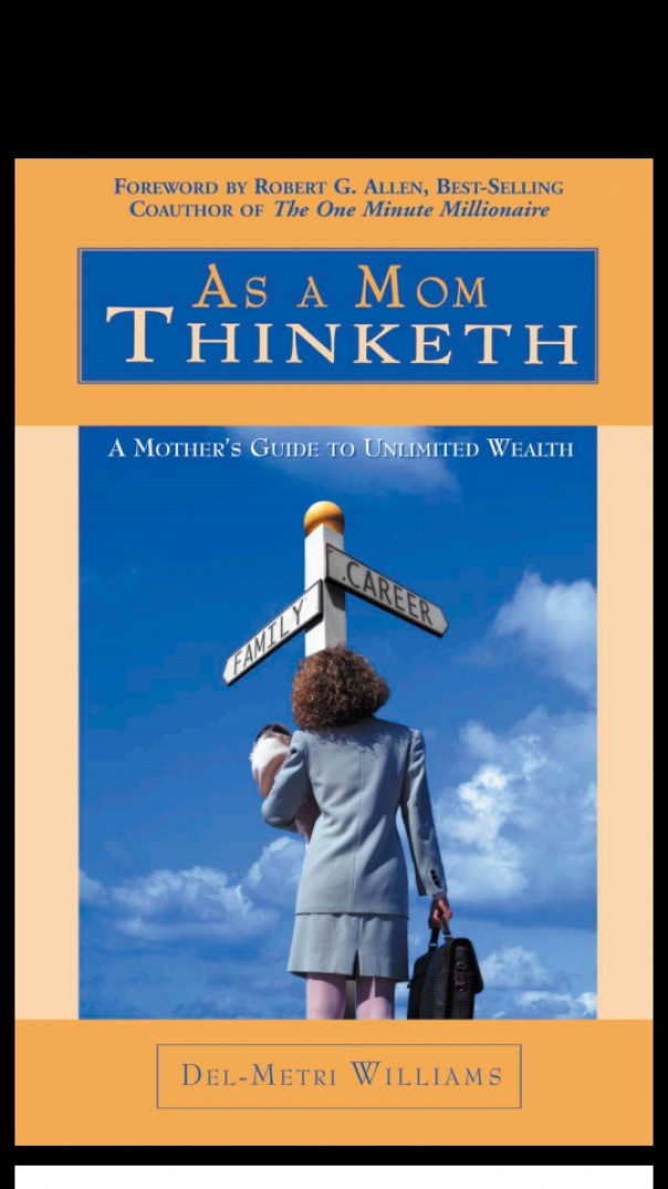 As a Mom Thinketh A Mother's