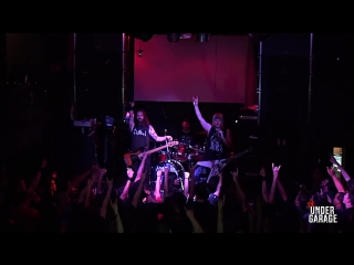 Toxic Holocaust - Reapers Grave - Death Brings Death - I Am Disease ( Teatro Odisséia - 09׃⁄10⁄14)