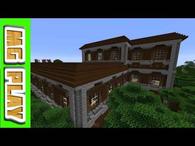 MINECRAFT 1 12 Как найти лесной особняк Майнкрафт выживание Прохождение 15