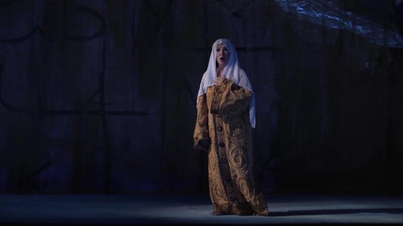 Опера Князь Игорь А Бородин Плач Ярославны Партию Ярославны исполняет Оксана Шутова
