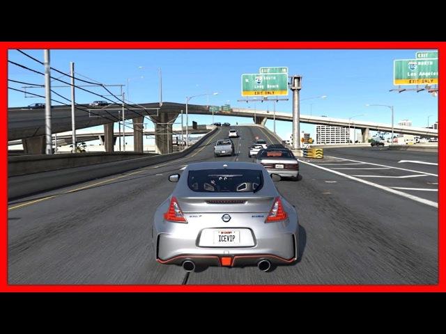 СУПЕР ГРАФИКА В GTA 5 Обзор мода NaturalVision ✪ Remastered Графика из GTA 6 1080p 60 FPS