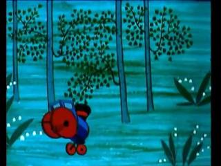 Паровозик из Ромашкова (1967), реж. Владимир Дегтярёв HD 1080