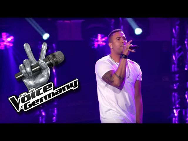 Numb Encore Linkin Park ft Jay Z Jesse Kolb Cover The Voice of Germany 2016 Blind Audition