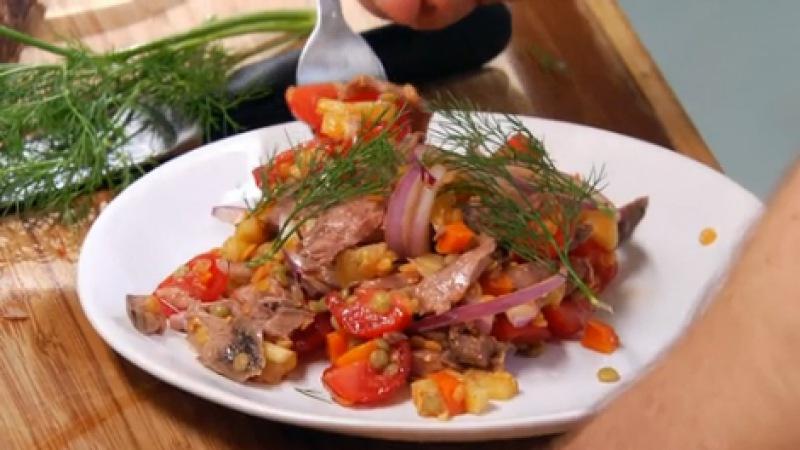 Два с половиной повара. Открытая кухня, 63 выпуск. Мужская еда