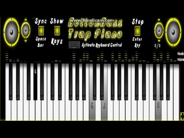 Как я играю на электро пианино Сорри за тихость