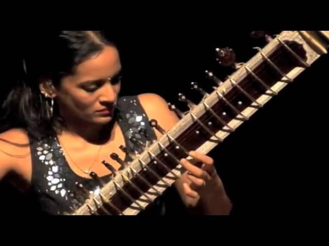 Anoushka Sankar Traces of you