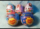 Kinder surprise Toys Eggs unboxing Kinderino professions Frozen Chupa chups milk chocolate Киндер