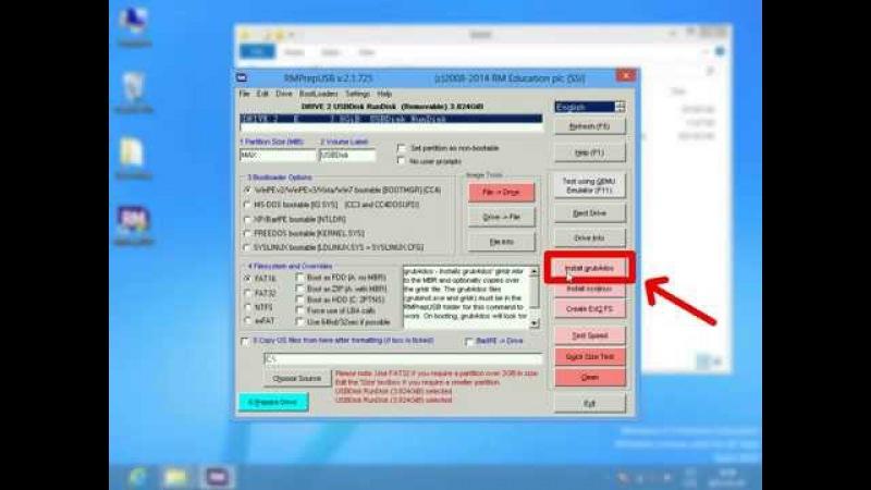 OpenSUSE LiveUSB using Windows keep data naudojant Windows išlaikant turinį