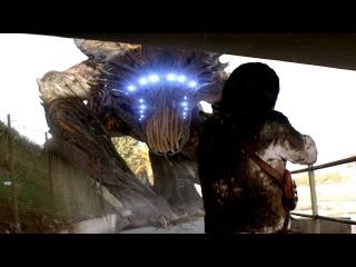 Скайлайн 2 - Русский Дублированный Трейлер Фильма Ужасов с элементами Фантастического Триллера (2017) (Beyond Skyline)