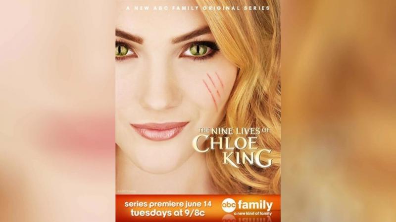 Девять жизней Хлои Кинг 2011 The Nine Lives of Chloe King