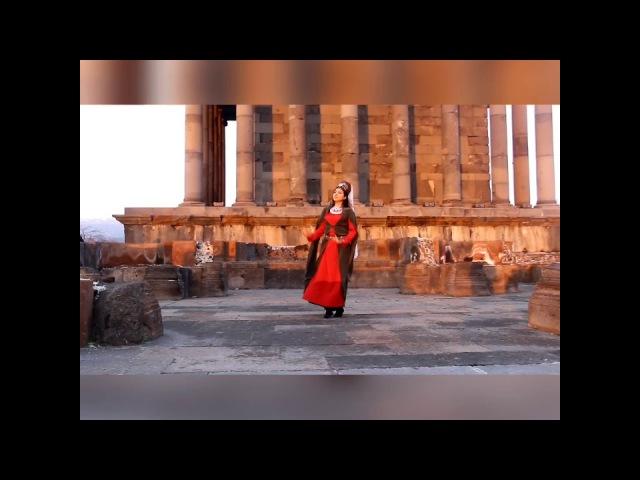 Armenian dance. Bingeol. Армянский танец. Бингёл.