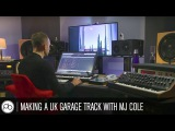 Making a UK Garage Track on the Fly with MJ Cole