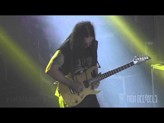 Death DTA Live in Saint Petersburg Russia 14 04 2016