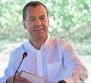 Персональный фотоальбом Дмитрия Медведева